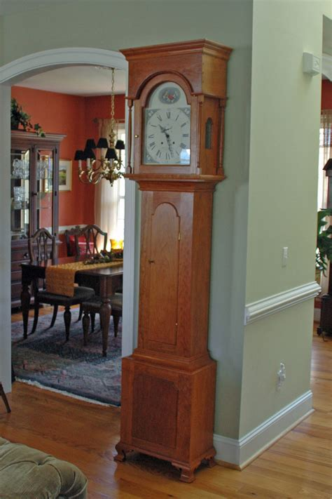 Free Tall Case Clock Plans